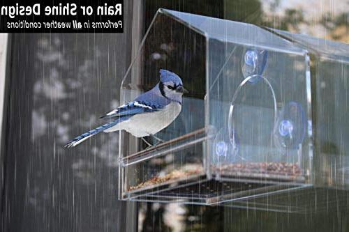 Nature Gear Feeder Tray - - Snow and Resistant - Water - from