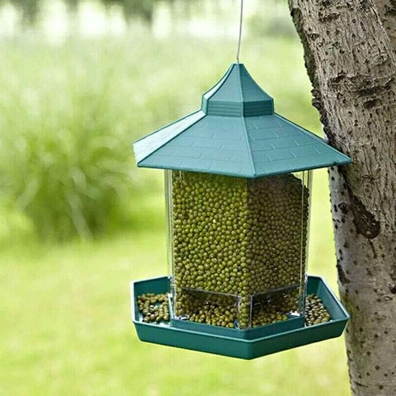 US Waterproof Bird Outdoor Feeding For Gazebo