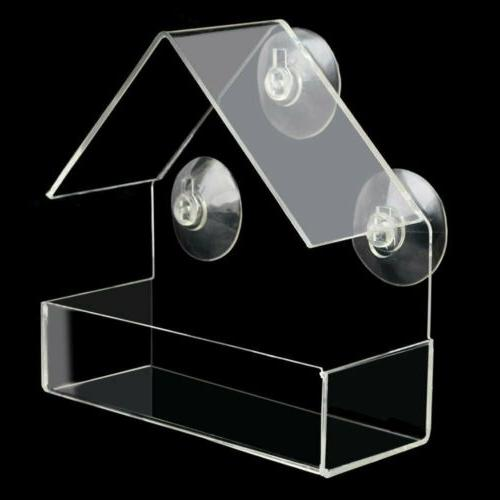 US Window Wild Table Suction Perspex Clear Tool