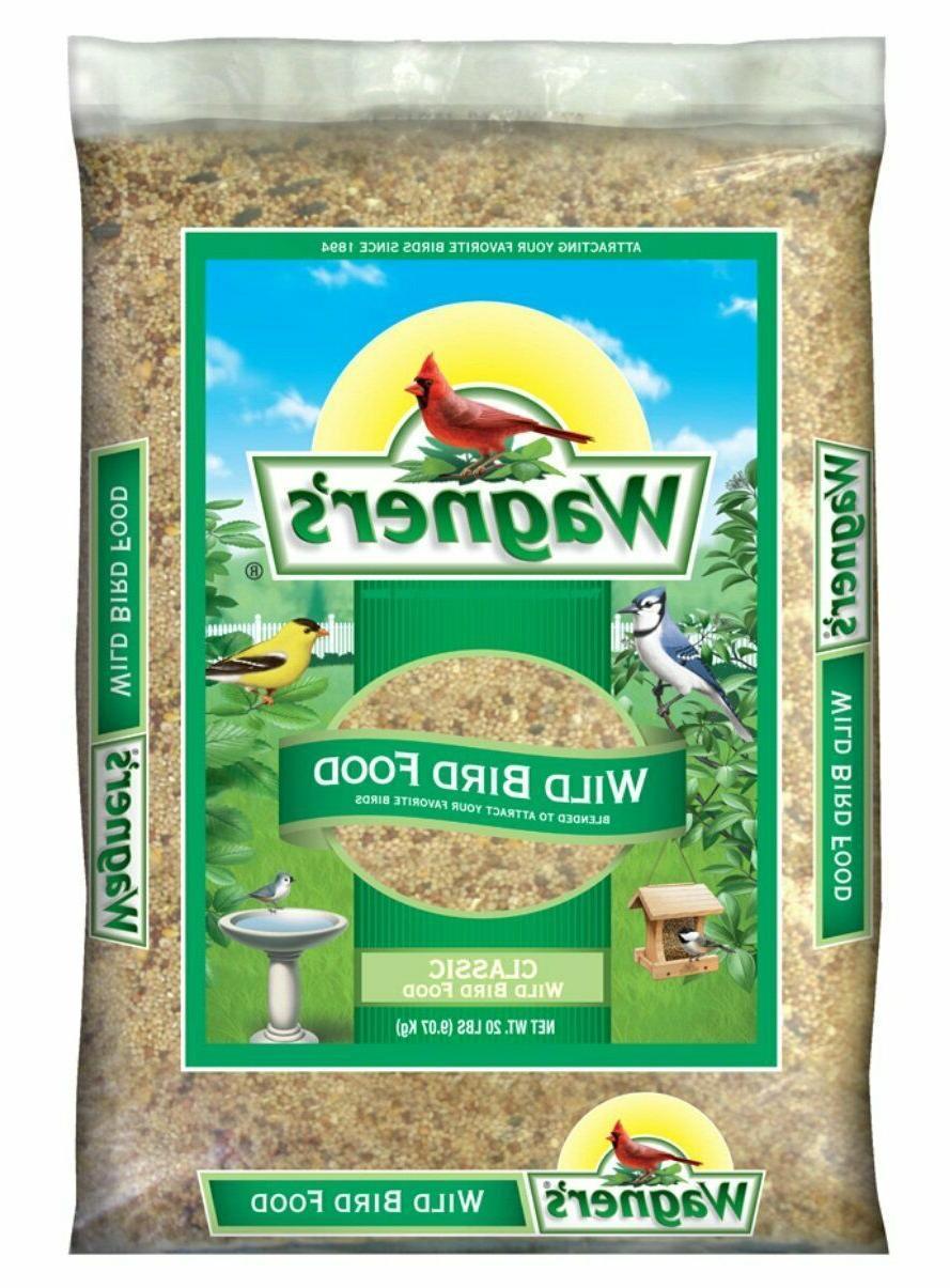 wagner s 52004 classic wild bird food