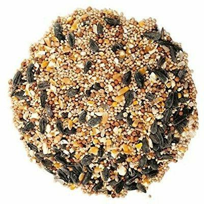 Wagner's Wild Bird Food Deluxe Blend Sunflower Peanuts 10-Pound Bag