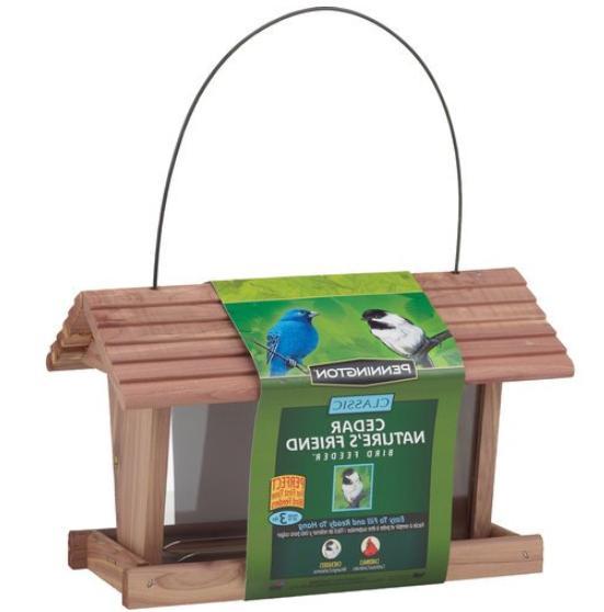 wild bird feeder 3 lbs capacity pennington