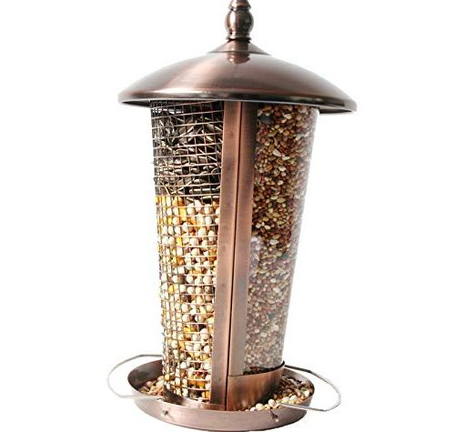 Wild Attract More Birds Garden Decoration, Bird Feeders for and Size, to Bird Feeder Included Great