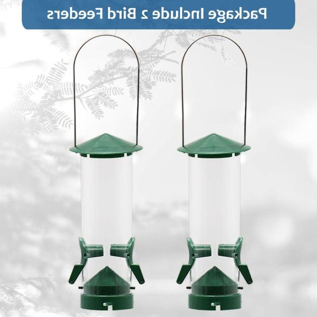 Wild Bird Squirrel Garden 2 Pack