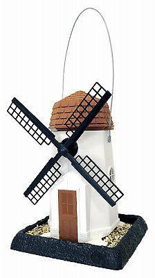 NORTH STATE IND INC Windmill Bird Feeder 9072