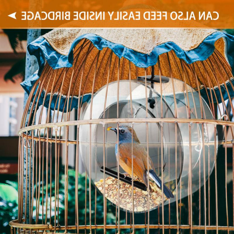 Waterproof Gazebo Bird Outdoor Feeding