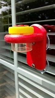 Nectar Feeder Yellow WD-1, Large DOTS