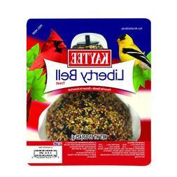 Kaytee Liberty Wild Bird Treat Bell, 15 oz