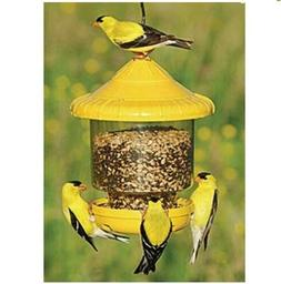 Birdquest Llc/Songbird SE7011 Yellow Clingers Only Feeder