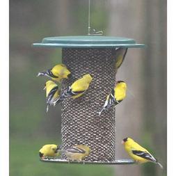 Birds Choice 3 qt. Magnet Mesh Safflower Feeder-Green
