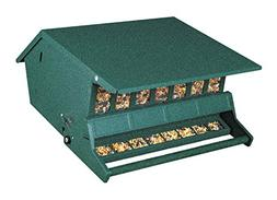Century Tool And Mfg Bird S Choice Squirrel Proof F Green -
