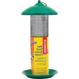 mini seed bird feeder