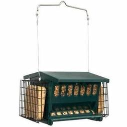 MINI SEEDS N MORE BIRD FEEDER SQUIRREL PROOF 7454