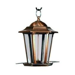 Woodlink NA11193 Copper Carriage Bird Feeder, 8-1/2 Inch - Q