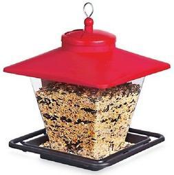 Woodlink NA6228 Audubon Hopper Cafe Wild Bird Feeder