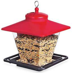 Woodlink NA6228 Hopper Cafe Bird Feeder, 7-Lb.