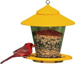 Woodlink NA6231 Audubon Hopper Granary Wild Bird Feeder