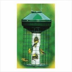 Woodlink  NAAV1MNP HD  Large Capacity Caged Mixed Seed Bird