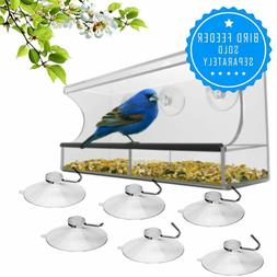 Nature'S Hangout Replacement Suction Cups  For Window Bird F