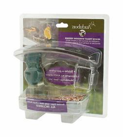Woodlink NAWFDR Audubon Mixed Treat Window Feeder