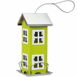 Outdoor Wild Bird Feeder Weatherproof House Design Backyard