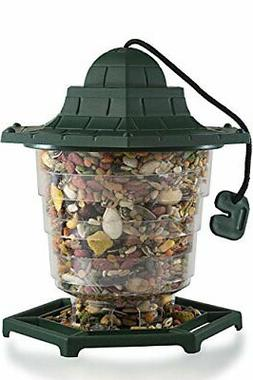 Paws & Pals Collapsible Outdoor Hanging Wild Bird Feeder - S