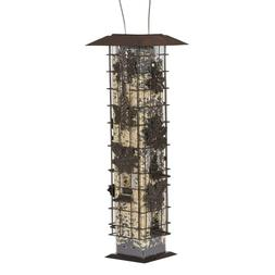 Perky-Pet 336 Squirrel-Be-Gone Wild Bird Feeder – 2 lb