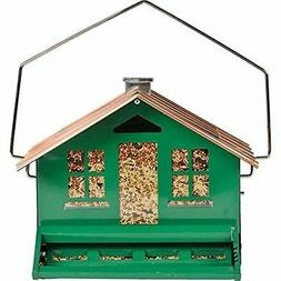 Perky-Pet 339 Feeders Squirrel Be Gone II Home With Chimney