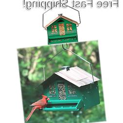 Perky-Pet 339 Squirrel Be Gone II Feeder Home with Chimney G