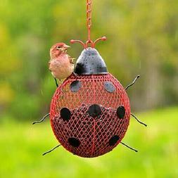 Perky-Pet RSB00344 Ladybug Mesh Wild Bird Feeder
