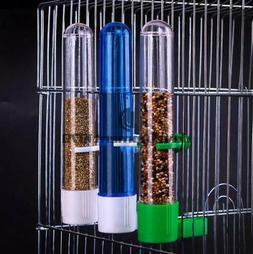 Pet Bird Feeder Feeding Water Drinker Cup Bowl Cage Auto Fee