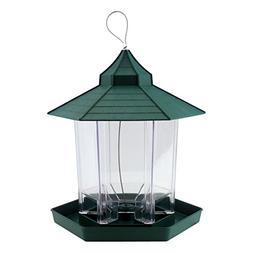 petsn hanging gazebo bird feeder