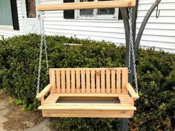 Porch Swing Outdoor Bird Feeder