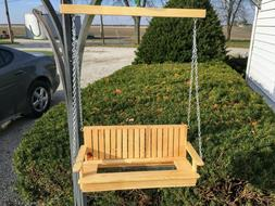 Porch Swing Outdoor Bird Feeder
