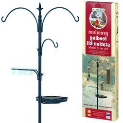 Gardman Premium Decorative Bird Feeder Feeding Station MULTI