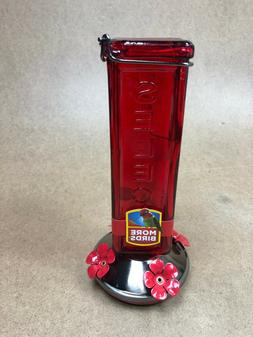 Stokes Select Ruby Prism Hummingbird Feeder
