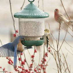 Songbird Essentials SE7012 Clinger Only Bird Feeder, Green