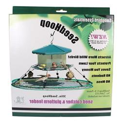 """30"""" Seed Catcher & Platform Feeder No More Mess Easy Clean A"""