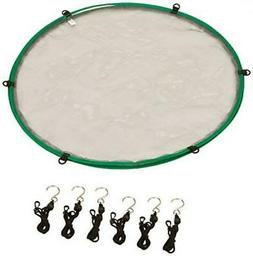 Songbird Essentials SEIA30024 Seed Hoop Seed Catcher & Platf