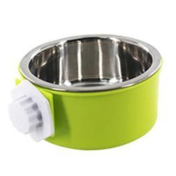 Urijk Slanted Cat Food Dish No Spill, Tilt Bowl with Anti Sk