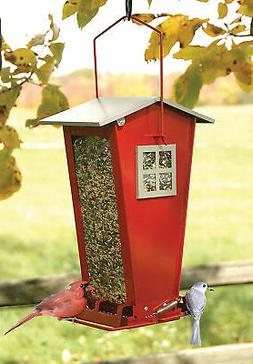 Audubon  Snack Shack Squirrel-Resistant Feeder Model   NA351