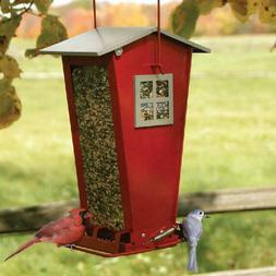 Audubon Snack Shack Wild Bird 7 lb. Steel Squirrel-Resistant