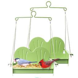 Hiatt Snack Swing Bird Feeder