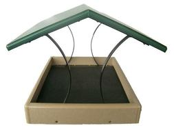 Birds Choice SNFT-300 Recycled Plastics Large Fly Thru Feede