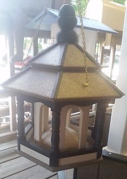 Spectacular Hand Crafted Gazebo Bird Feeder - Amish Crafted,