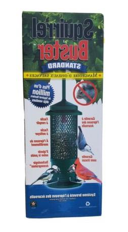 Squirrel Buster Standard Squirrel-Proof Bird Feeder Has 4 Me