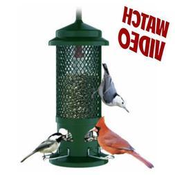 squirrel buster standard wild bird feeder new