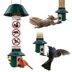 Squirrel Proof Bird Feeders PestOff Stops Squirrels Large Bi