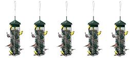"Brome Squirrel Solution200 5.5""x5.5""x30""  Wild Bird Feeder w"