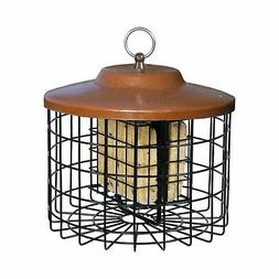 Stokes Select Squirrel-X Squirrel Proof Suet Bird Feeder, 2